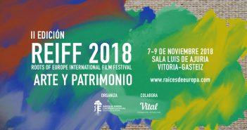 II Festival Internacional de Cine Raíces de Europa. 7 – 9 noviembre 2018