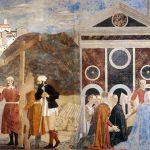 Piero della Francesca y los frescos de Arezzo. José Alipio Morejón