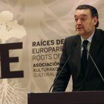 Premio Raíces de Europa a Antonio López y Miguel Zugaza. Noviembre 2015