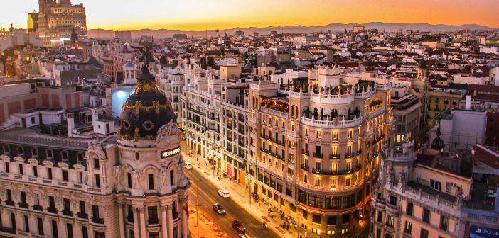 Viaje. Madrid. Teatro, música, arte, Aranjuez y mucho más. 22 – 24 marzo 2019