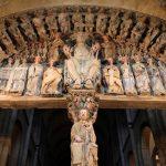 Conferencia. El Maestro Mateo y la Catedral de Santiago.La restauración del Pórtico de la gloria. 25 junio.