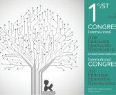 Congreso internacional.  Educación, Arte, Neurociencia e Innovación. 6 – 7 noviembre 2020