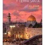 Sesiones informativas del viaje «La Ruta del Éxodo y Tierra Santa» de marzo 2020