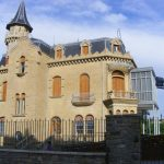Comidas culturales Raíces Pamplona. Palacete Jauregia de Burlada. 2020