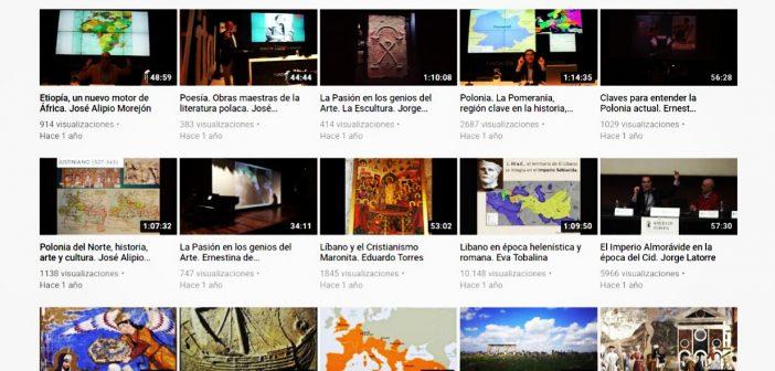 Nuevos VIDEOS de Raíces de Europa