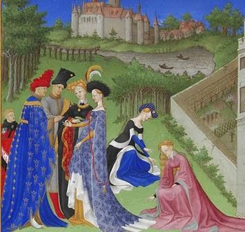 La mujer en la literatura de la Edad Media. Miguel Ayerbe