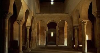 Escalada, Interior desde los pies de la iglesia--644x362