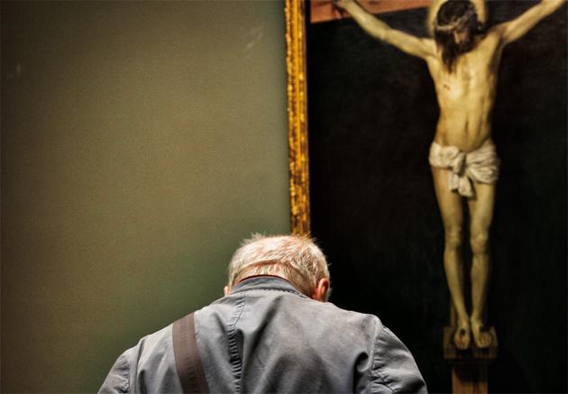 antonio lópez Cristo de Velázquez