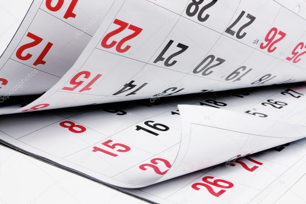 Resultado de imagen para calendario hojas de
