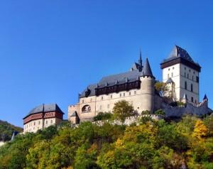 karlsjein castillo y paisaje