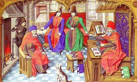 Grandes Obras De La Literatura De La Edad Media Y Del Renacimiento