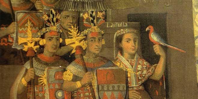 Conferencia. Ciclo Perú. La conquista del Imperio Inca. 18